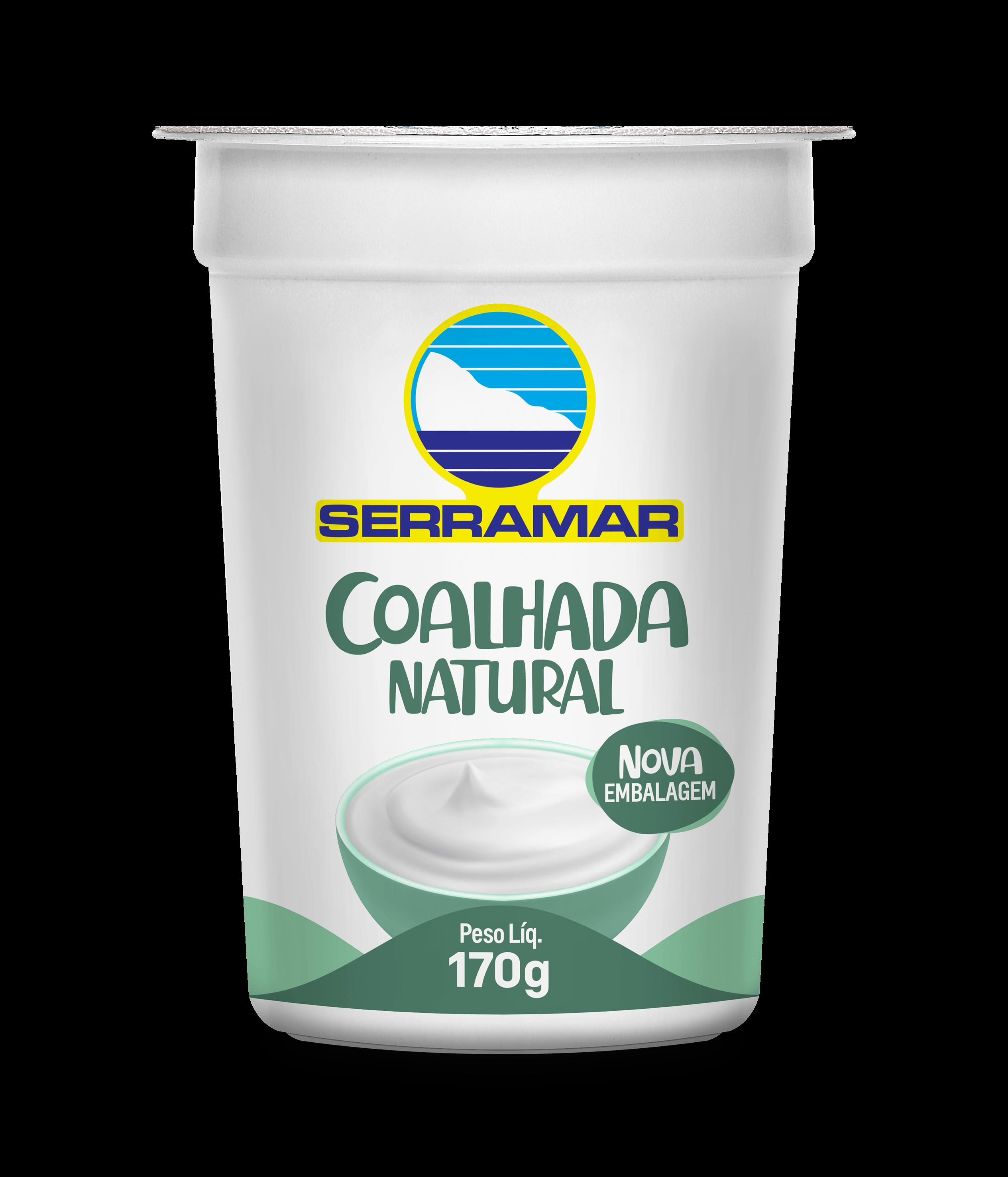 Coalhada Natural