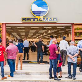 Inauguração Loja Serramar Agro