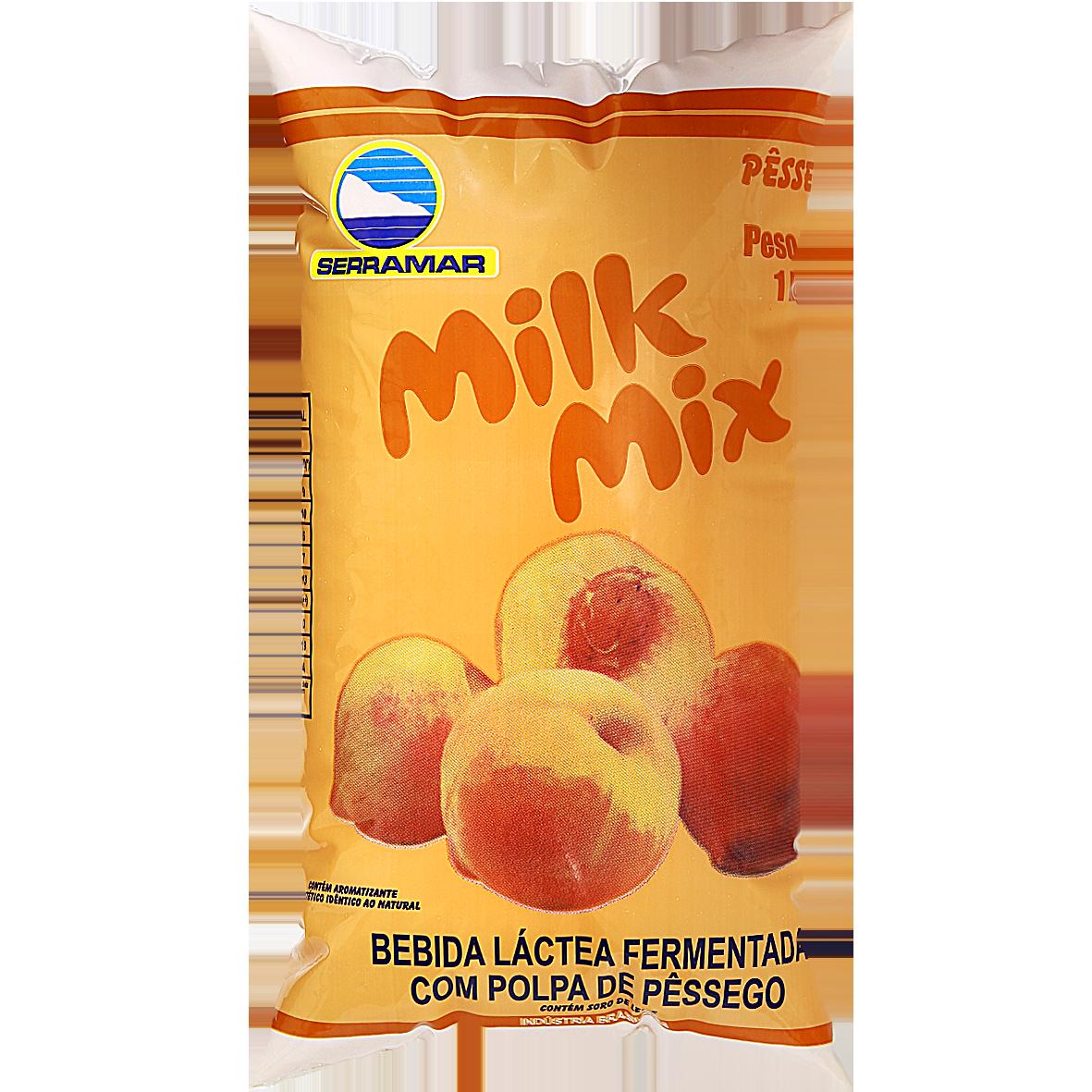 Bebida Láctea Fermentada com Preparado de Pêsssego