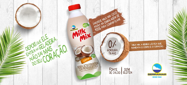 Milk Mix Coco